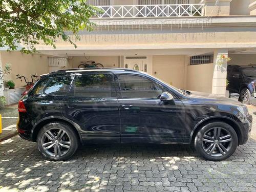 volkswagen touareg 4.2 v8 fsi 5p 2012
