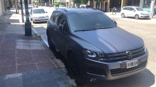 volkswagen touareg 4.2 v8 fsi premium 2012