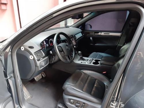 volkswagen touareg 4.2 v8 fsi premium blindada 2013