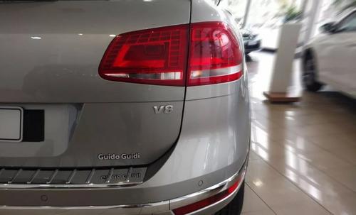 volkswagen touareg 4.2 v8 premiumokm linea nueva unica ofert