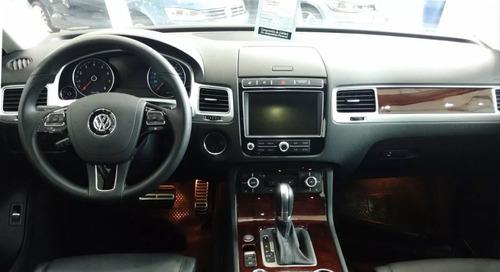 volkswagen touareg 4.2 v8 premiumokmofertacontado retira ya