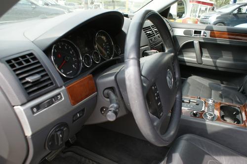 volkswagen touareg 4.2 v8 tipt climat sis nav 4x4 at