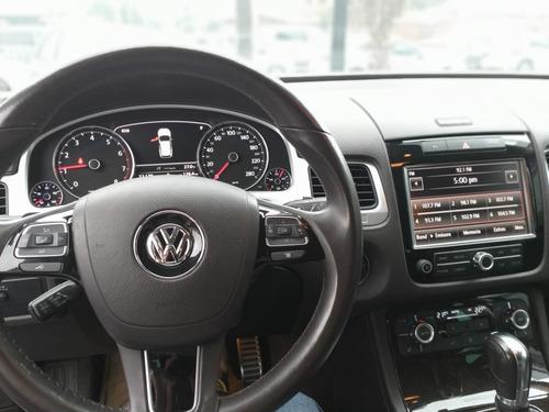 volkswagen touareg 4.2 v8 tiptronic climatronic 4x4 at