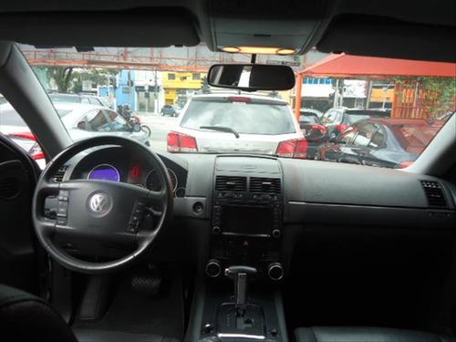 volkswagen touareg touareg 3.6 24v v6 280cv 4p tiptronic