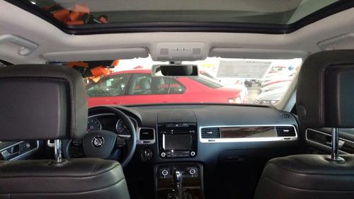volkswagen touareg v6 automático 3.6 l