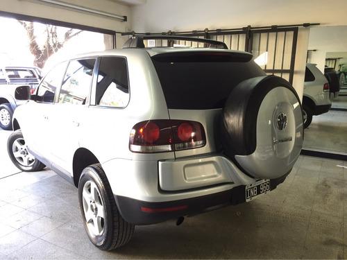 volkswagen touareg v6 premium 2010