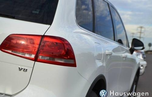 volkswagen touareg v8 4.2 premium / v6 3.0 tdi 2017 0km