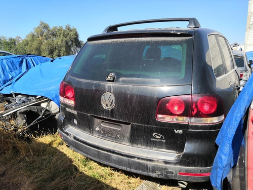 volkswagen toureg 2008 por partes deshuese yonque