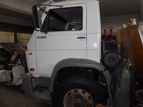 volkswagen tractor 15180 2012