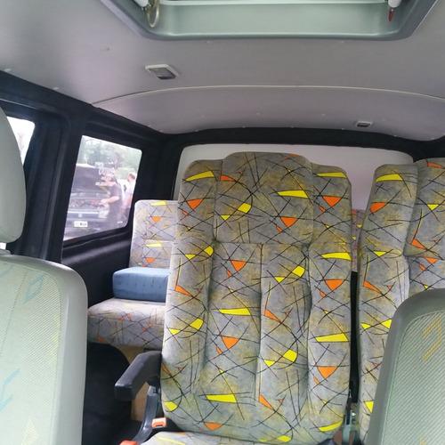 volkswagen transporter 1.9 i comfortline porton trasero