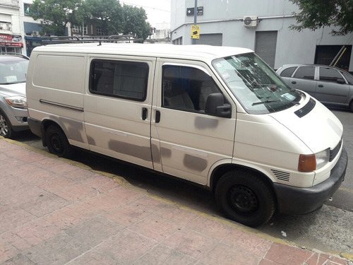 volkswagen transporter 1.9 i s/pared 1996