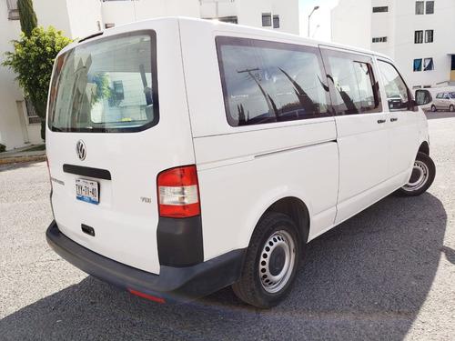 volkswagen transporter 2.0 10pas mt 2015