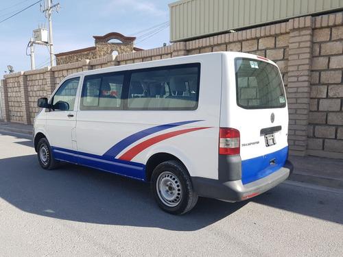 volkswagen transporter 2.0 9pas aa mt