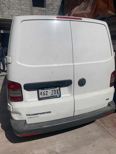 volkswagen transporter 2.0 cargo mt 2013