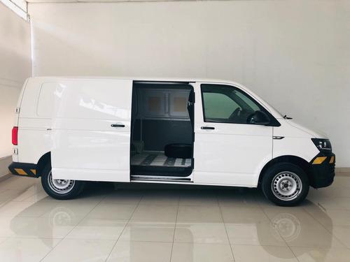 volkswagen transporter 2.0 cargo van mt 2017