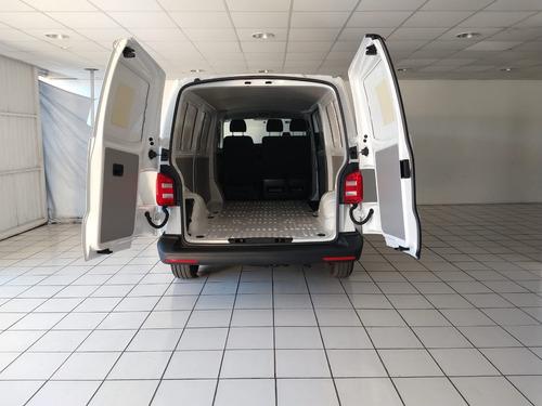 volkswagen transporter 2.0 cargo van mt
