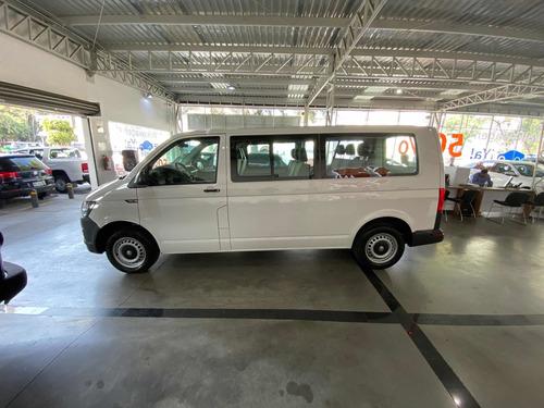 volkswagen transporter 2.0 pasajeros mt 102 hp 2019