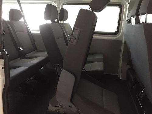 volkswagen transporter 2.0 pasajeros mt cresta cuernavaca