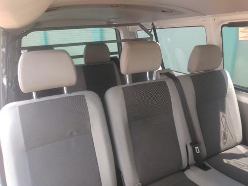 volkswagen transporter 2014 9 pasajeros
