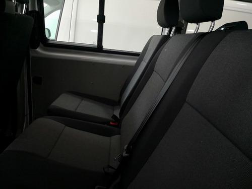 volkswagen transporter 2018 2.0 pasajeros mt 140hp