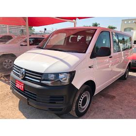 Volkswagen Transporter 8 Pas 2.0t Tdi Tm5 2017 Iva Credito