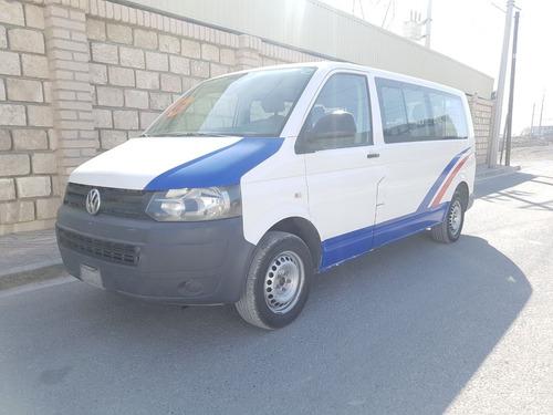 volkswagen transporter año:2013 $165,000.00