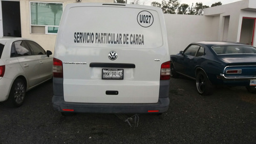 volkswagen transporter carga 2010