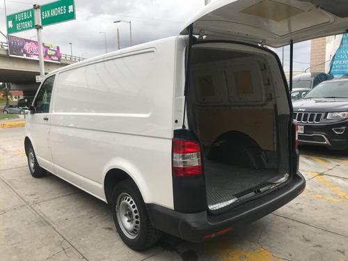 volkswagen transporter carga diesel