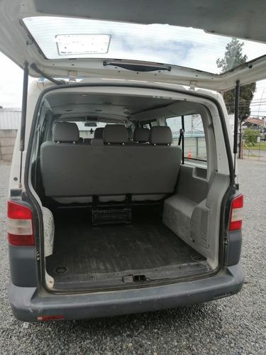volkswagen transporter kombi tdi 2.0