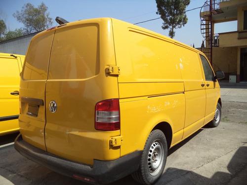 volkswagen transporter modelo 2013