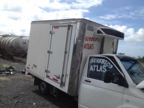 volkswagen transporter por partes