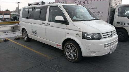 volkswagen transporter t5 2013