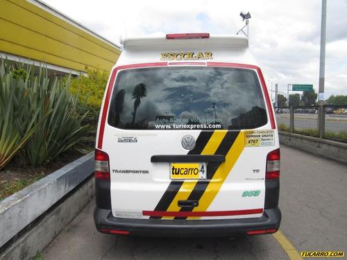 volkswagen transporter t5 full equipo 2.0 diésel mecánico