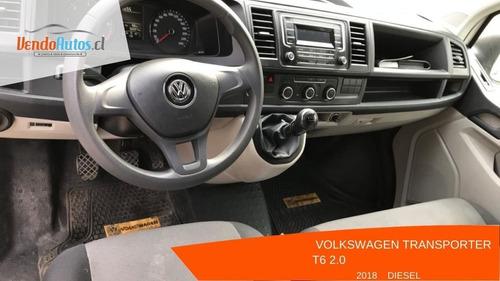volkswagen transporter t6 2018