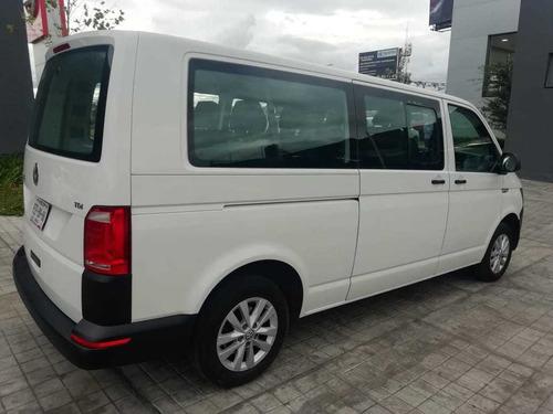 volkswagen trasporter diesel 8 pasajeros