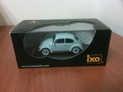 volkswagen última edición a escala marca ixo