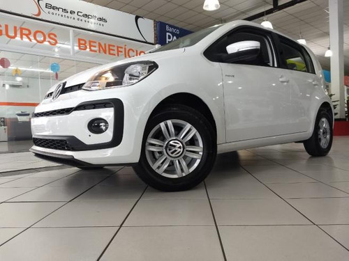 volkswagen up! 1.0 12v e-flex move up!