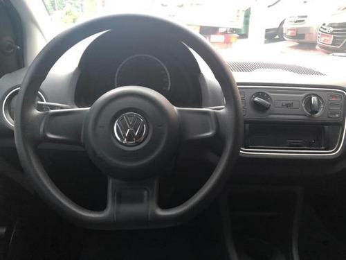 volkswagen up!  1.0 12v e-flex take up! 2p flex manual