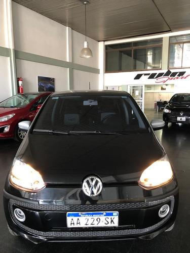 volkswagen up! 1.0 black  2016