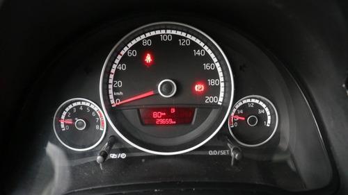 volkswagen up! 1.0 black up - 24675 - c