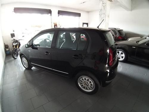 volkswagen up! 1.0 black up! 75cv 2015 unico dueño - permuto