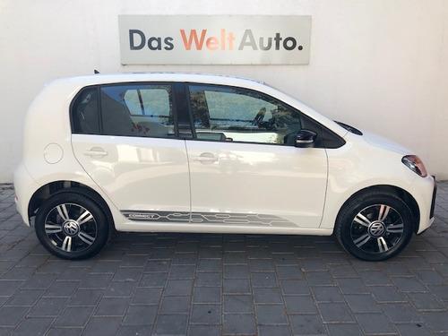 volkswagen up! 1.0 connect mt (recibimos auto credito)