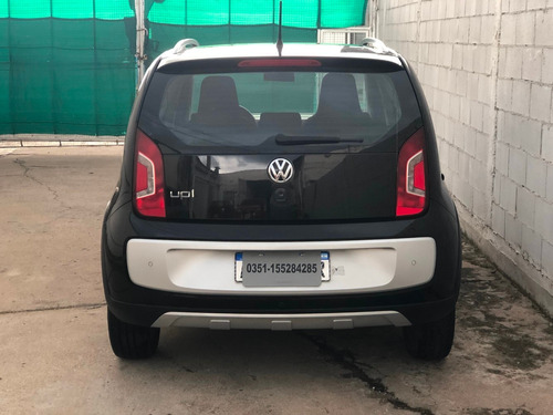 volkswagen up! 1.0 cross up! 2017 *financio * recibo menor*