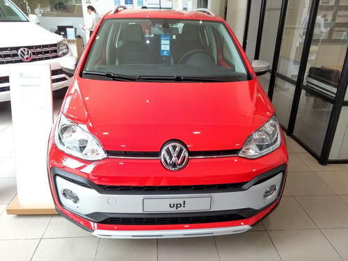 volkswagen up! 1.0 cross up! 4