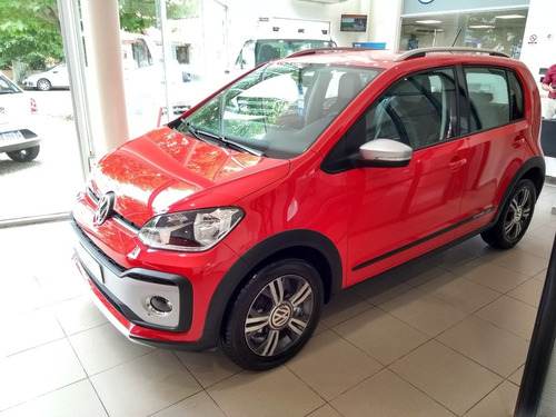 volkswagen up! 1.0 cross up! 5