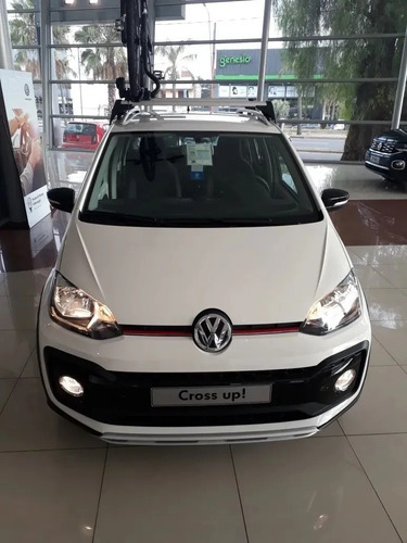 volkswagen up! 1.0 cross up! financio con dni alra s.a