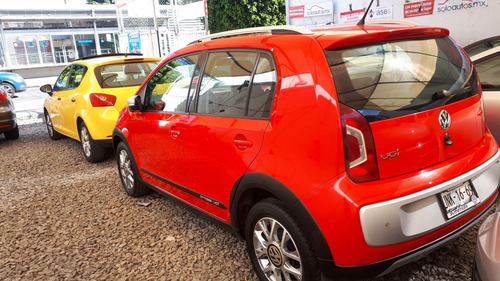 volkswagen up! 1.0 cross up! mt 2017