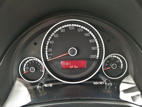 volkswagen up! 1.0 cross up! mt #523873
