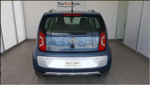 volkswagen up! 1.0 cross up! mt *8752