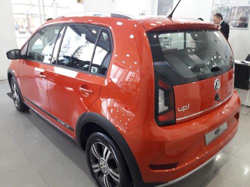 volkswagen up! 1.0 cross up!tsi 101 cv my-20